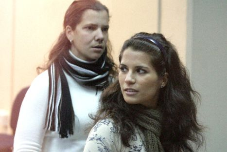 Eva Bracamonte y Liliana Castro saldrán en libertad