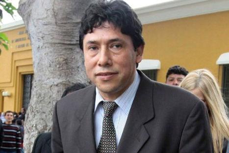 Alexis Humala se presentó en Rusia como 'enviado especial' de su hermano