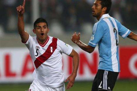 Eliminatorias-Brasil 2014: Así quedó la tabla de posiciones tras empate Perú-Argentina