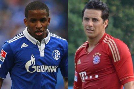 Duelo de peruanos: Farfán vs Pizarro en la Bundesliga