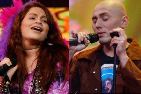 VIDEO: Elogian a Janis Joplin y critican a Gian Marco en 'Yo Soy'