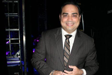 Gilberto Santa Rosa cantará tangos en Broadway