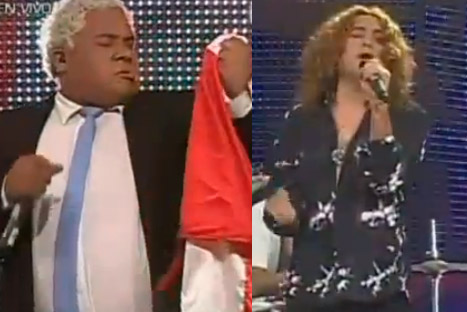 VIDEO: 'Yo Soy' Zambo Cavero y Robert Plant los más aclamados
