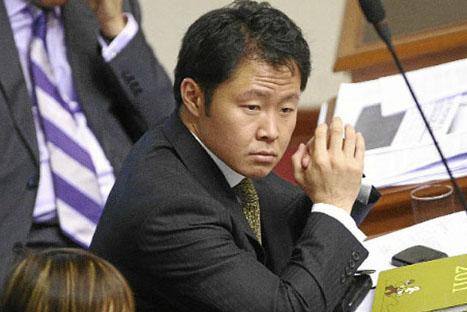 Kenji Fujimori solicita que se devuelva pensión a su padre para pagar reparación civil