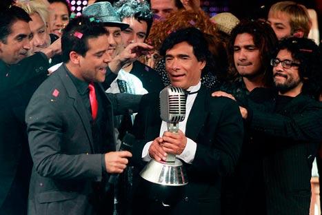 VIDEO: 'Julio Iglesias' se coronó ganador de tercera temporada de 'Yo Soy'