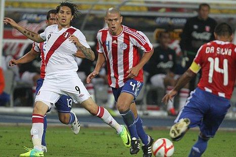 ¿Cuál es tu 'score' para el partido Perú-Paraguay?