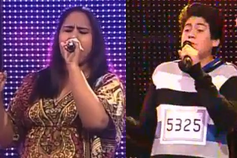 VIDEO: 'Shakiro' y 'La India' peruana brillaron en 'Yo Soy'