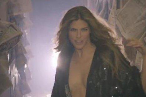 VIDEO: Stephanie Cayo muestra su lado sensual en su primer video clip