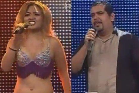 VIDEO: 'Willie Gonzales' y una nueva 'Shakira' pasan casting en 'Yo Soy'