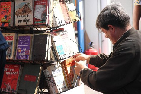 Conoce el programa de actividades culturales de la Feria del Libro Ricardo Palma