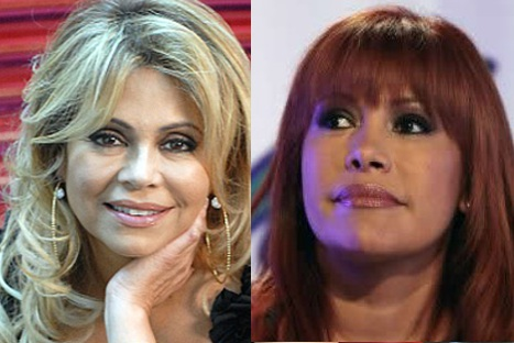 Gisela Valcárcel y Magaly Medina juntas por causa benéfica