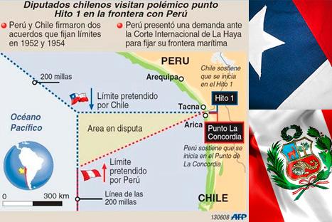 Corte de La Haya: ¿En que consiste el diferendo Perú-Chile?