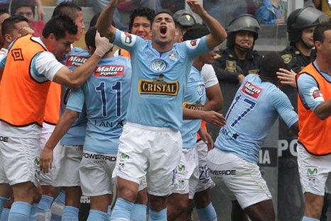 VIDEO: Sporting Cristal obtuvo el título nacional