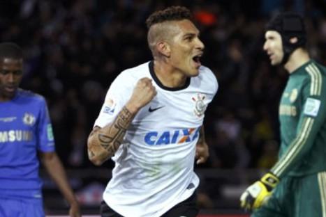 Paolo Guerrero fue incluido en el 'equipo ideal' del Paulistao 2013 - VIDEO
