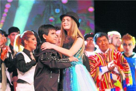 Perú Tiene Talento: Ganadora donó 25 mil soles a segundo puesto