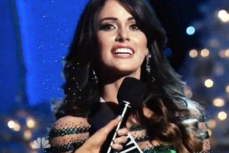 Miss Universo 2012: Nervios jugaron mala pasada a la Miss Venezuela