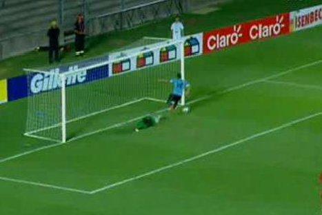 Mira la increíble atajada del arquero de la selección Sub 20 ante Uruguay – VIDEO