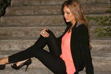Ella es María Imizcoz, la Miss Bundesliga - FOTOS