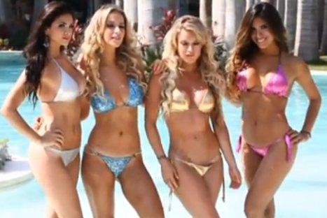 Leslie Shaw y Jessica Barrante deslumbran en nuevo calendario - VIDEO
