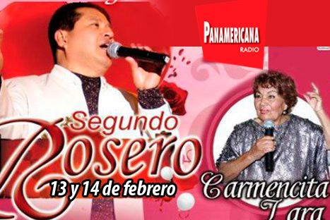 Segundo Rosero, Carmencita Lara y más artistas reconocidos le cantarán al amor