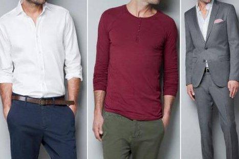 170f7c4737cb5 Estas son las 11 prendas que no deben faltar en el armario de un hombre. ropa  hombre -