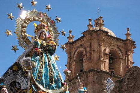 Más de 20 mil turistas participaron de la Fiesta de la Virgen de la Candelaria