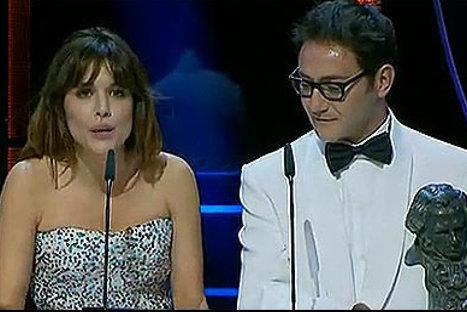 Papelón en entrega de Premios Goya 2013