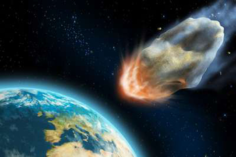 NASA anunciá que sólo queda rezar ante llegada de gran asteroide