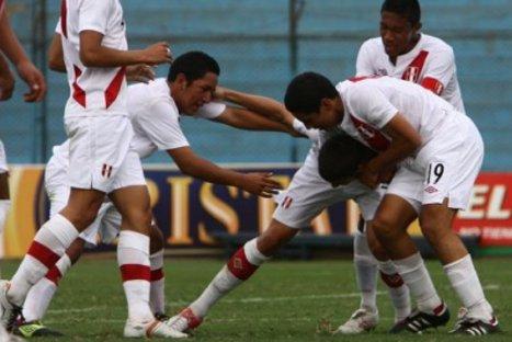 Sudamericano Sub 17: Perú venció 1-0 a Bolivia