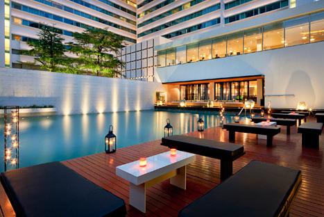 Conoce a los diez mejores nuevos hoteles de lujo del mundo for Hoteles de lujo fotos