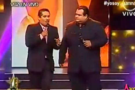 Yo Soy: Gilberto Santa Rosa y Tito Nieves juntos - VIDEO