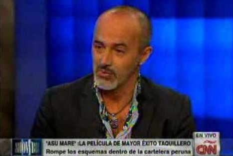 Asu Mare: Carlos Alcántara fue entrevistado por CNN – VIDEO