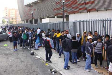 Conoce que vías serán cerradas por partido Perú vs Ecuador