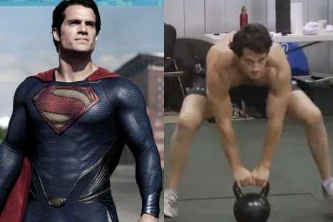 ¿Quieres tener el físico de 'Superman? Entérate cómo – VIDEO