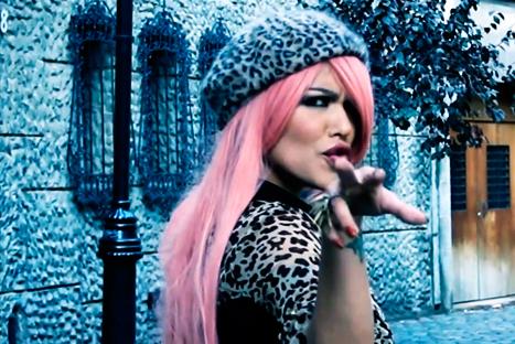Angie Jibaja estrenó el videoclip de su tema 'Bla, Bla' - VIDEO