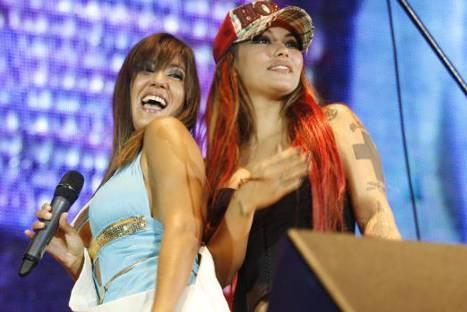 Tilsa Lozano afirma que quiere a Angie Jibaja como la quinta 'vengadora'