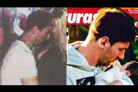 La Pulga De Las Vegas >> Fotos de Lionel Messi con misteriosa mujer rubia ¿Realidad ...