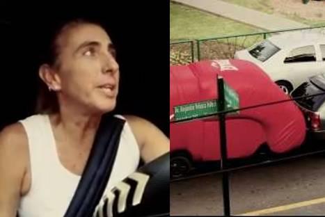 Natalia Málaga y su 'Guantazo' se enfrentan a machistas en spot – VIDEO