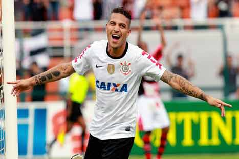 Paolo Guerrero Participa En Video Motivacional Del Corinthians