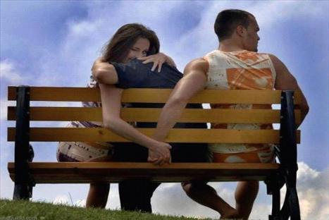 Como saber si tu pareja mujer te engana