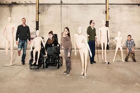 Crean maniquíes discapacitados para evitar la discriminación - VIDEO
