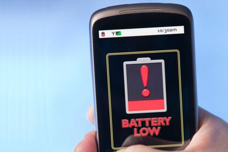 6 tips para ahorrar la batería de su celular