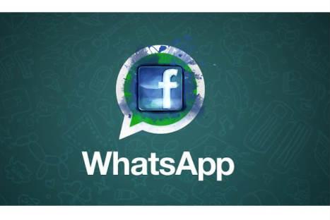Fotos y videos de Whatsapp aparecerán también en Facebook