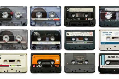 Para los nostálgicos: el cassette vuelve