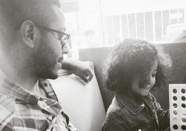 Kalimba presenta a su hija en las redes sociales (FOTOS)