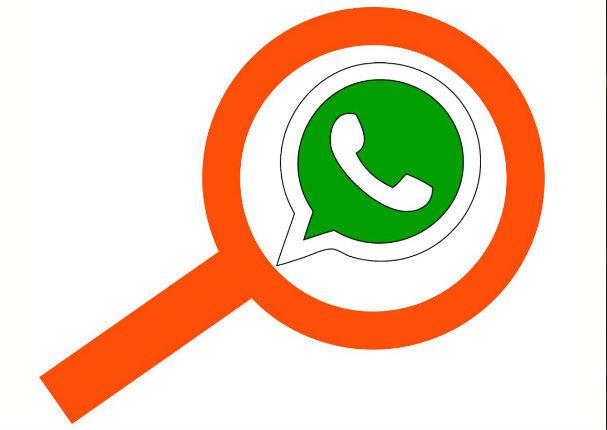 Ahora en Whatsapp puedes buscar conversaciones, usando solo una palabra