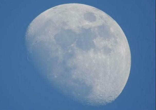 Cámara fotográfica es capaz de ver el movimiento de la luna (VIDEO)