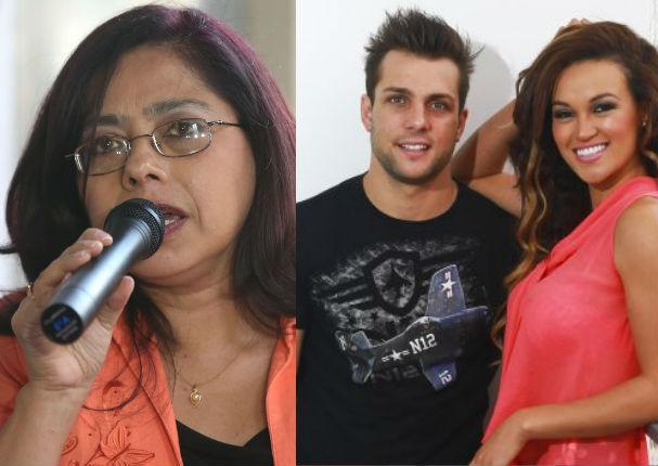 Ministerio de la Mujer opinó sobre caso Angie Arizaga y Nicola Porcella