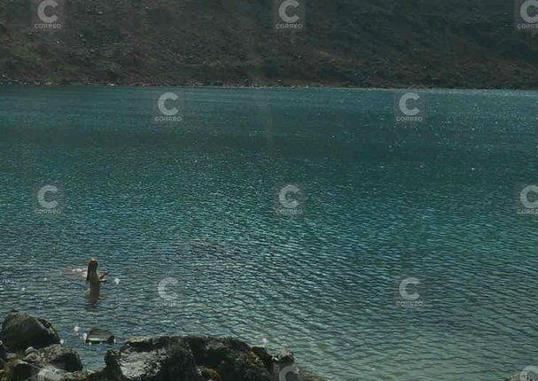 Turista argentino habría fotografiado a una sirena en Huancayo (FOTOS)