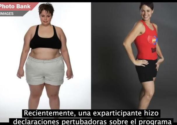 programa de televisión para perder peso
